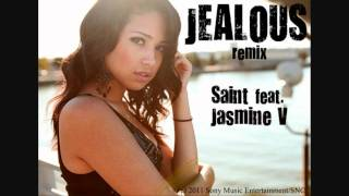 """Jealous (Remix)"" featuring Jasmine V"