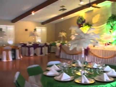 Decoracion de quinceanera youtube for Decoracion de quinceanera
