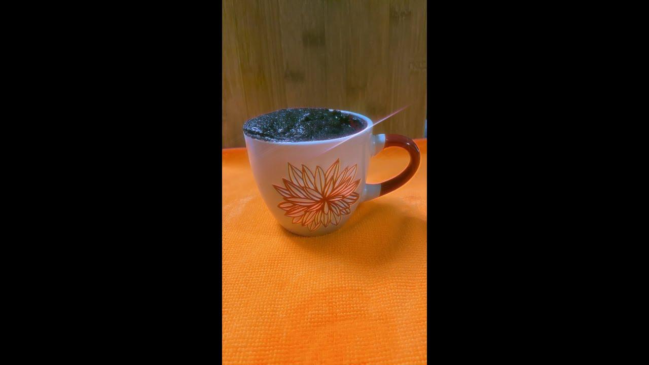 Easy 2 ingredients mug cake - YouTube