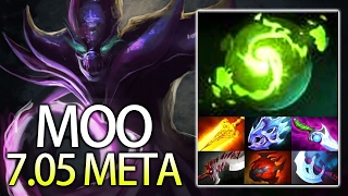 7 05 pro carry spectre refresher double haunt by moo top mmr us dota 2