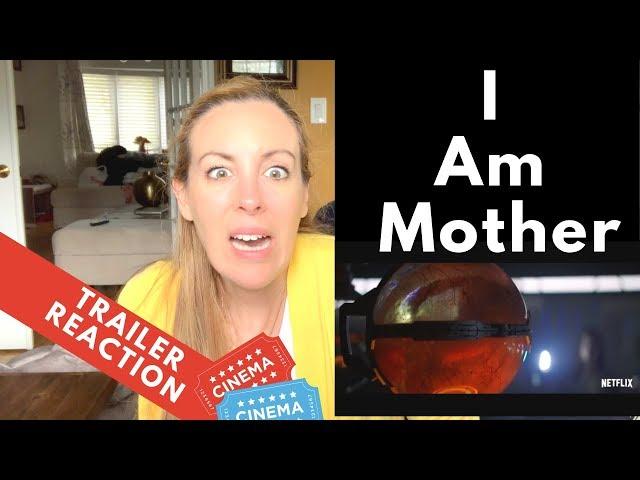 I Am Mother Trailer Reaction