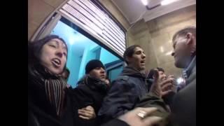 Video: Así fue el desalojo de los ocupantes dentro del Codicen