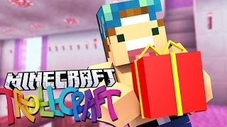 GIVING EVERYONE GIFTS? | Minecraft: TrollCraft