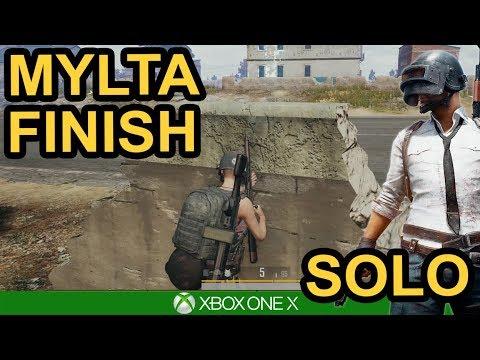 MYLTA SHOWDOWN - PUBG Xbox One X