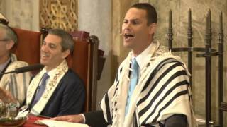 Cantor Azi Schwartz - Adon Olam to Born in the U.S.A.