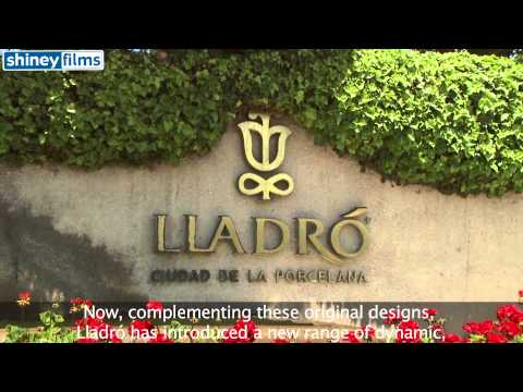 Lladró. 10 things to see and do in Valencia.mov