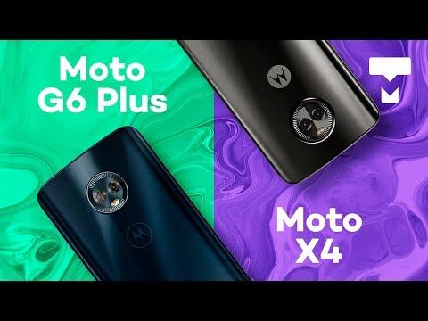Moto G6 Plus vs. Moto X4 - Comparativo - TecMundo