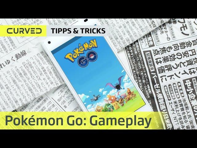 Wie Funktioniert Pokémon Go Fangen Pokestops Arena Kämpfe Und