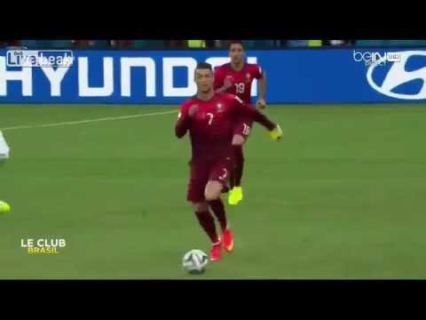 Cristiano Ronaldo amazing skills vs USA
