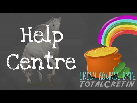 Help Centre (New Features 11th April 2017) - Irish Howrse Byte