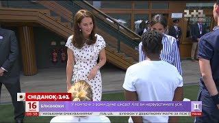 Кейт Міддлтон і Меган Маркл вперше офіційно з'явились на публіці без своїх чоловіків