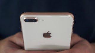 Test iPhone 8 Plus - Le Grand 8 ?