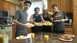 COOKING CONTEST!! (ft. FaZe Rug and Brawadis)