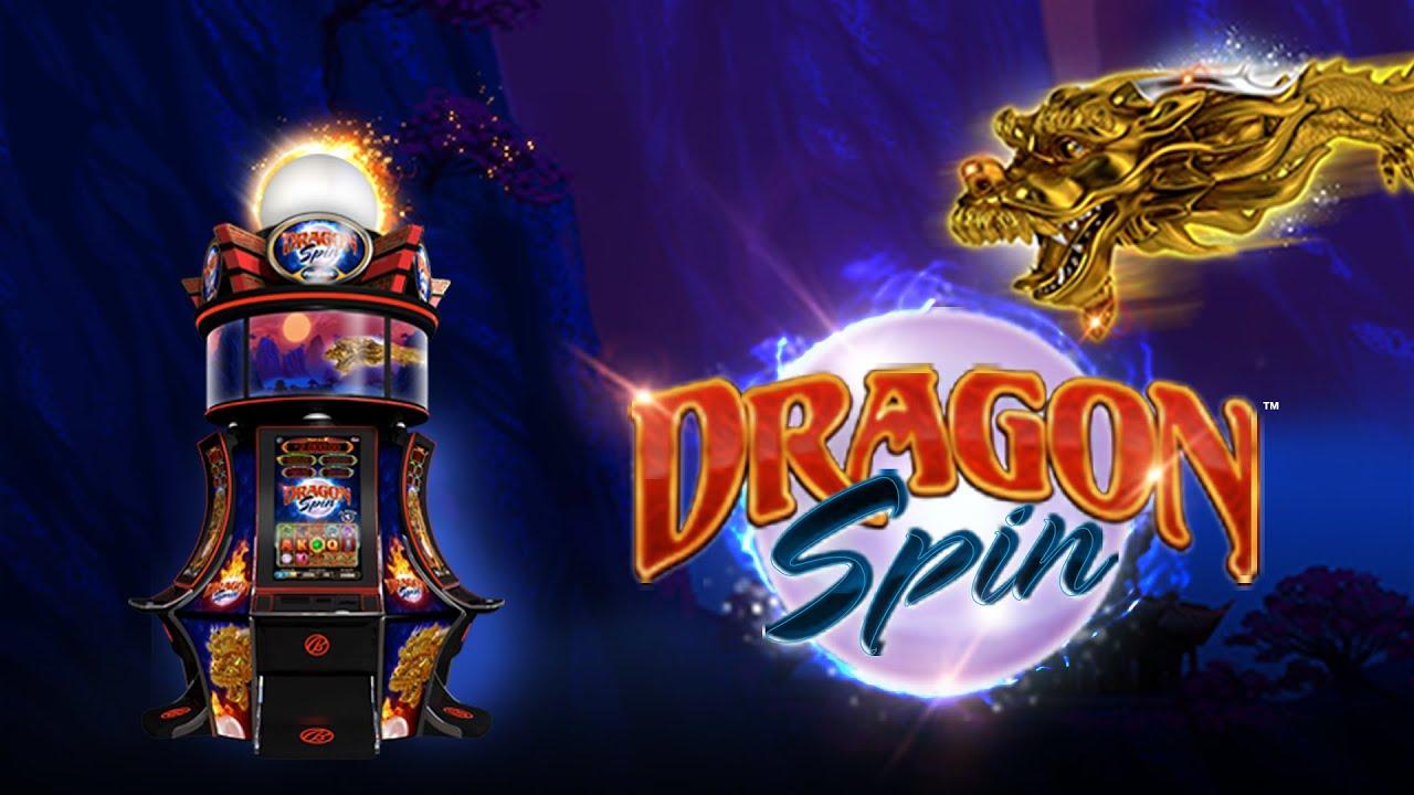 dragon spinning