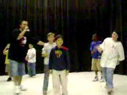 SACRATISTAS@ David Reese Elementary School part 4
