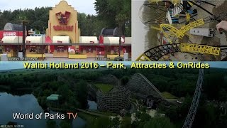 Walibi Holland 2016 - Park & Attracties - All coaster onride - Lost Gravity + Goliath + Xpress ...(Walibi Holland 2016 - Park & Attracties - All coaster onride - Lost Gravity + Goliath + Xpress - Walibi 2016: Lost Gravity, Goliath, Speed of Sound, Xpress, ..., 2016-07-11T19:55:07.000Z)