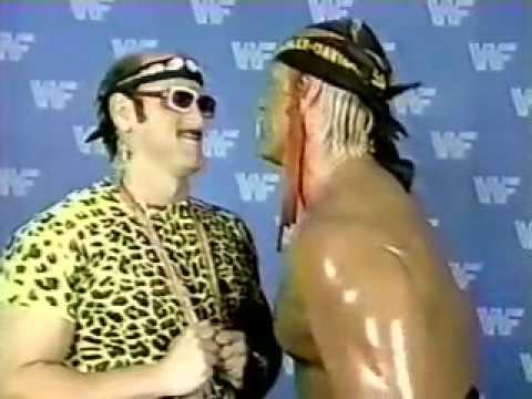 Jesse The Body Ventura Interviews Hulk Hogan