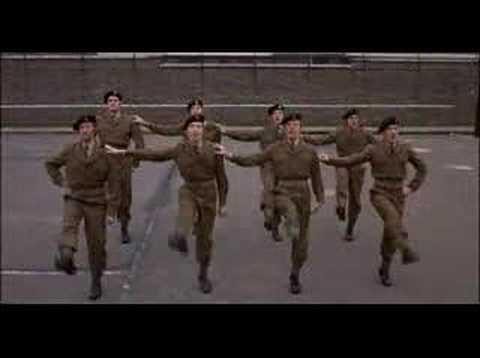 Monty Python's Military Fairy