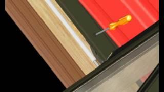 FAKRO tieniace doplnky - vonkajšia roleta ARZ Solar
