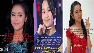 SELFI-AULIA-RARA BEST TOP 12 FULL SONG