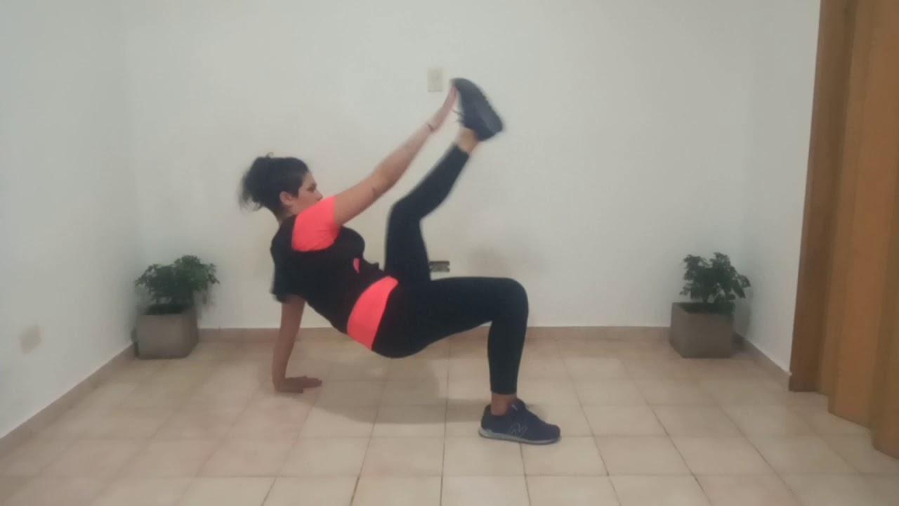 Workout- TABATA 30 segundos mayor intensidad por 10 segundos de descanso. B&J Fitness