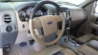2008 Ford F-150 Crew Cab SUPERCHARGED Limited Used Cars - McKinney,Texas - 2014-02-16