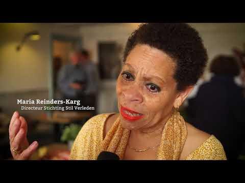 Sfeerimpressie van publieksevent: Afrikaanse sporen in Den Haag