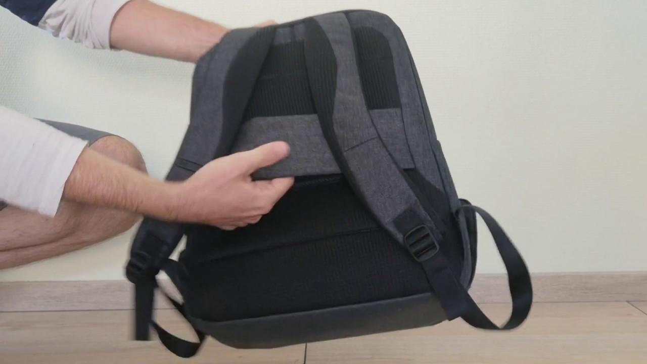 45d7d479f7d4 Xiaomi Mi 26L Travel Business Backpack notebook hátizsák - kütyü tipp |  ITFroccs.hu