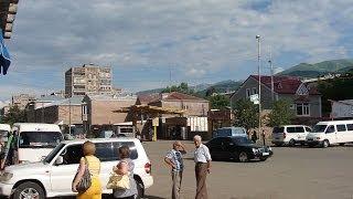 Ванадзор - Дороги,улицы(Ванадзо́р — третий по величине город Армении после Еревана и Гюмри. Административный центр Лорийской обла..., 2014-05-30T22:25:11.000Z)