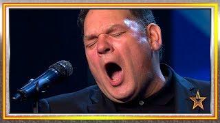 Jon nunca había tenido la oportunidad de cantar hasta ahora | Audiciones 5 | Got Talent España 2019