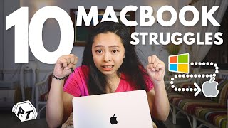 My 10 Struggles Switching from Windows to MacBook Air