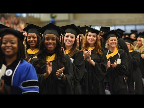 UMass Boston 2016 Graduate Commencement Ceremony
