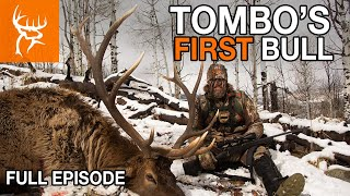 Download TOMBO'S FIRST BULL ELK | Buck Commander | Full Episode Mp3 and Videos