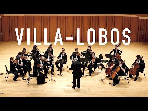 Bachianas Brasileiras No.4 - Villa-Lobos