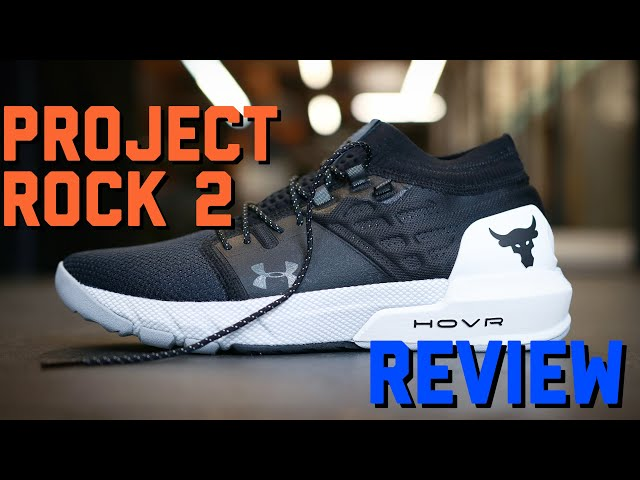 Under Armour Project Rock 2 Review