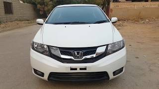 Honda City ASPIRE 1.3 face-lift review and test drive