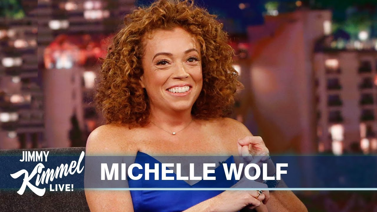 Michelle Wolf is Better Than You