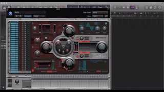 Logic Pro X Tutorial - Ultrabeat