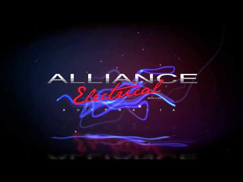 Alliance Electrical new logo