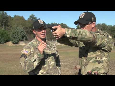 """Shooter's Corner: """"Grip And Trigger Control Of The M9"""""""