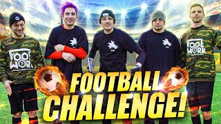 Download Mp3 Sniper Challenge Sul Campo Da Calcio - Mates E Foot Work