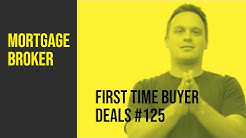 Mortgage Broker UK | Best First Time Buyer Mortgage #125