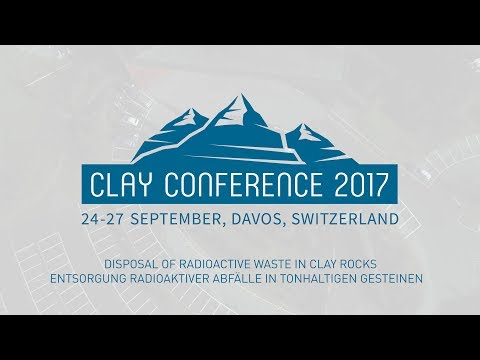 7. Internationale Clay Conference 2017 in Davos