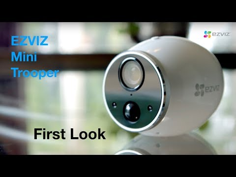 Installation And Review Of Ezviz 1080p Four Camera System