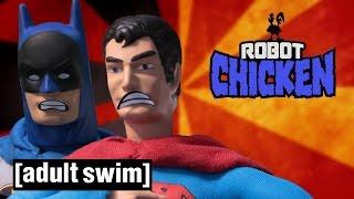 The Best of... Batman v Superman | Robot Chicken | Adult Swim