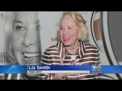 Remembering Gossip Columnist Liz Smith