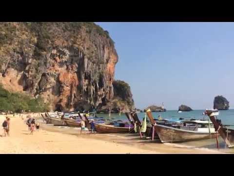 Ao Nang - Beaches (Krabi, Thailand)