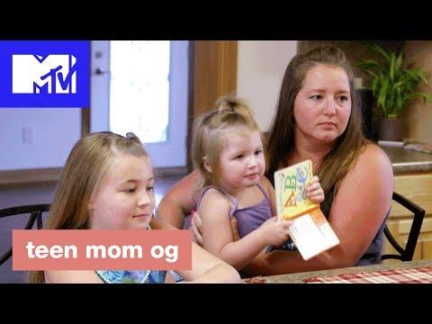 'No Chicks for Gary' Deleted Scene   Teen Mom OG (Season 7)   MTV Mp3