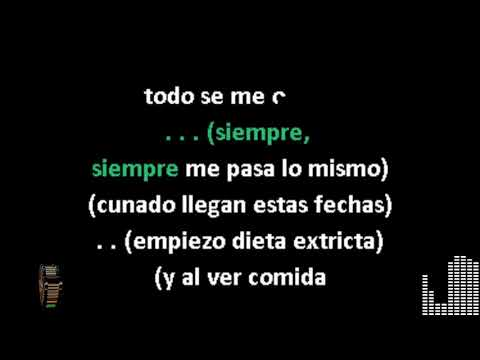 Navidad sin ti - Los Bukis Parodia - JR INN- KARAOKE