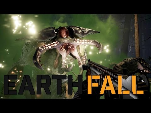 Earthfall Fps Co Op Game Coming Soon Youtube
